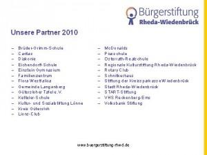 Partner 2010